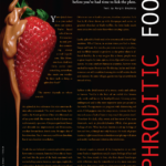 Aphroditic Food