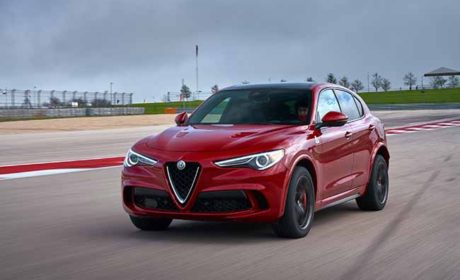 LiV Miami: 2018 Alfa Romeo Stelvio Quadrifoglio Wins 2018 Topless In Miami Top Award